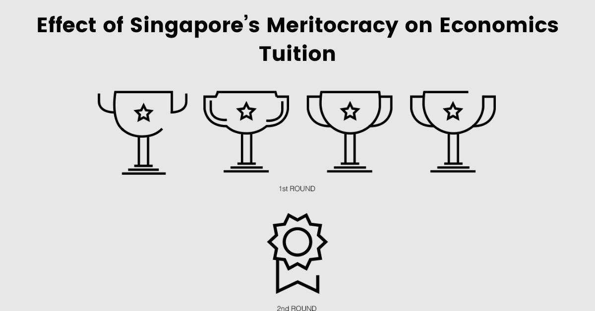 Effect of Singapore's Meritocracy on Economics Tuition